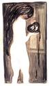 Edvard Munch [peintre/graveur] Femme_10