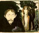 Edvard Munch [peintre/graveur] Jealou10