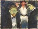 Edvard Munch [peintre/graveur] M044710