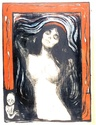 Edvard Munch [peintre/graveur] Madonn14