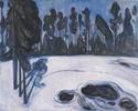 Edvard Munch [peintre/graveur] Nuit_e10