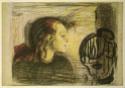 Edvard Munch [peintre/graveur] Sickch10