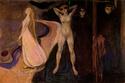 Edvard Munch [peintre/graveur] Woman311