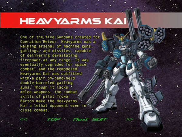 AC Gundam Wing Heavya10