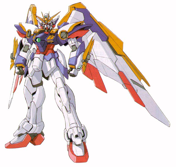 AC Gundam Wing Katoki13