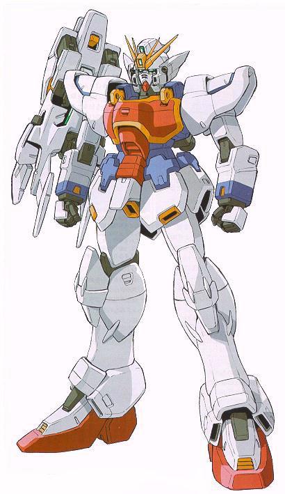 AC Gundam Wing Katoki17