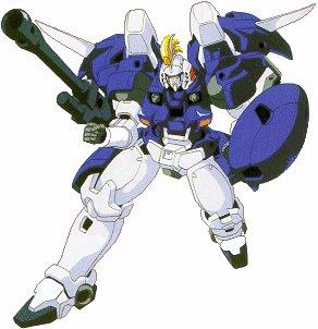 AC Gundam Wing Oz-00m10