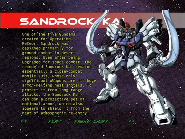 AC Gundam Wing Sandro10