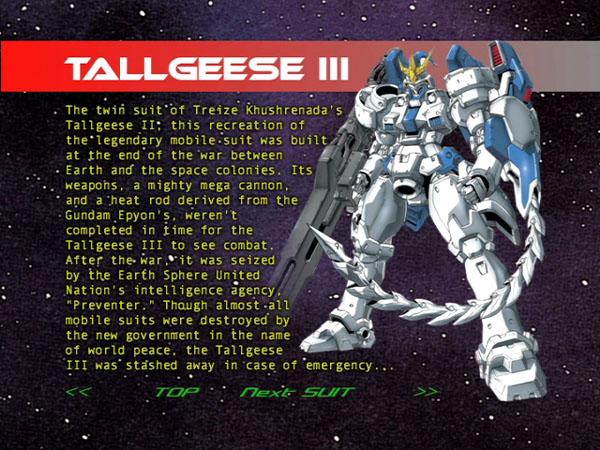 AC Gundam Wing Tallge10