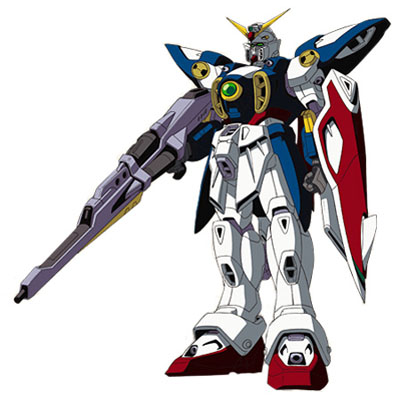 AC Gundam Wing Xxxg-010