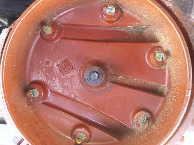 Saccade moteur V6T 205cv 2011-010