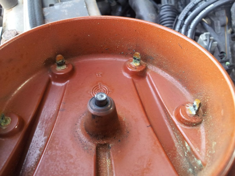 Saccade moteur V6T 205cv 2011-011