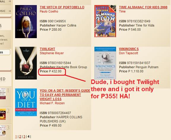 FULLYBOOKED [bookstore] Price10