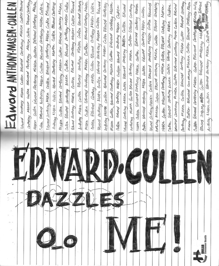 OFFICIAL...I MADE AN EDWARD CULLEN DOODLE! Scan0010