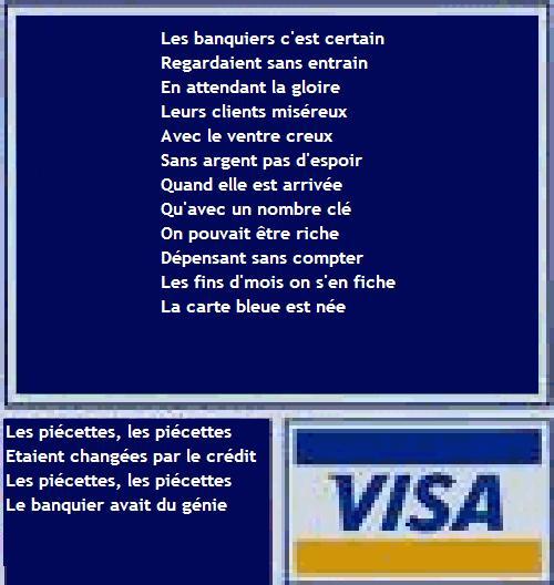 Les piécettes - concours la carte de crédit Carteb12