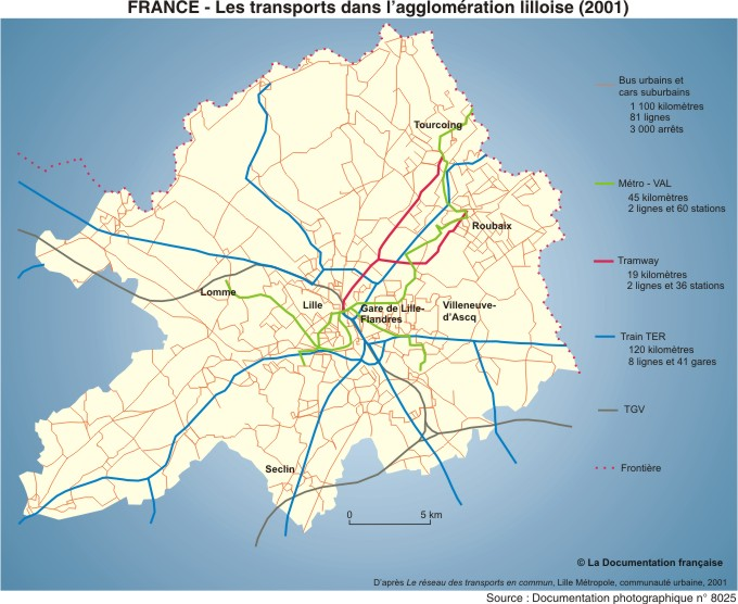 Les Transports à Lille Europe10