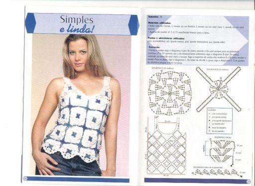 Heklanje majica Pag25222