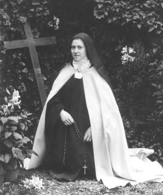 Demandons une parole de la petite Thérèse Sainte10