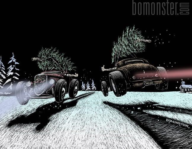 voitures de noel !!!!!!! 39319310
