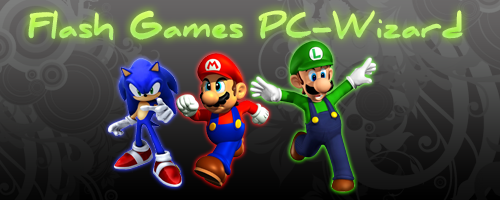 [Anuncio] Flash Games PC-Wizard Flashg10