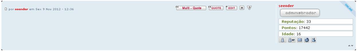 [dúvida] separar informações do perfil por quadro nas mensagens Msg11