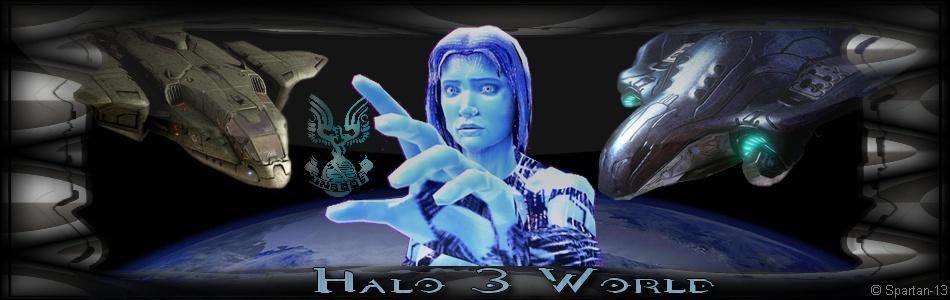 HALO 3 WORLD