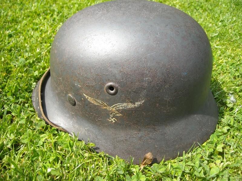 Vos casques allemands WW2... - Page 7 Casque10