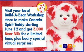 US Spirit teddy and CAN spirit teddy are here!!! Canted10