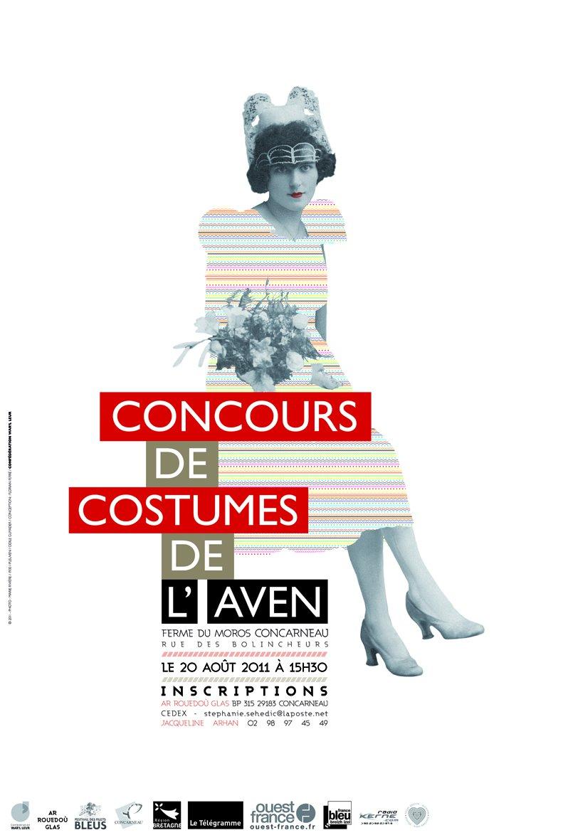 concours de costume de l'Aven 26574710