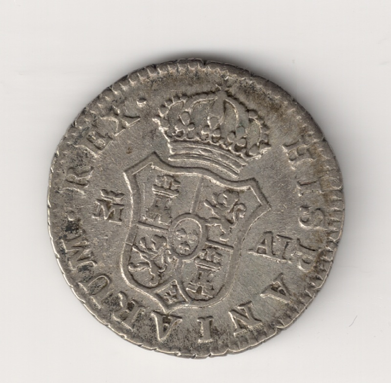 1/2 Real de Carlos IV ( Madrid,  1808) Escane13