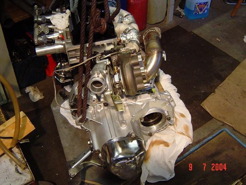 Turbo sur roulements  248810