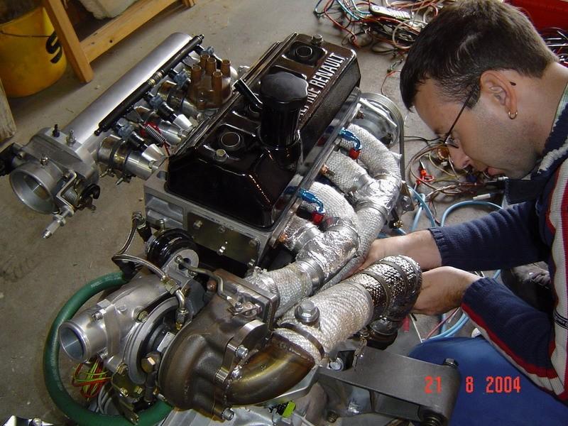 Turbo sur roulements  249710