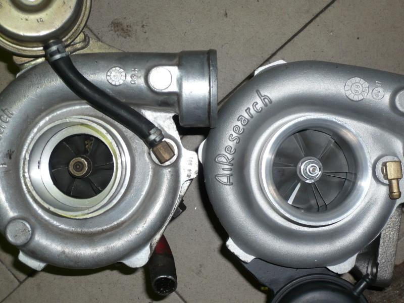 Turbo sur roulements  P1010122