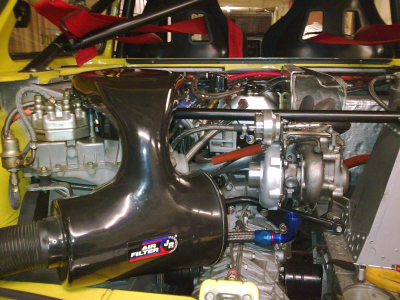 Turbo sur roulements  Photo010