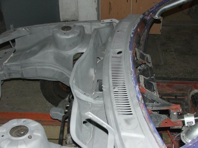 Bauarbeiten am Ascona *** Update 2011 - Käfig , Leder..*** - Seite 22 Dscf6920
