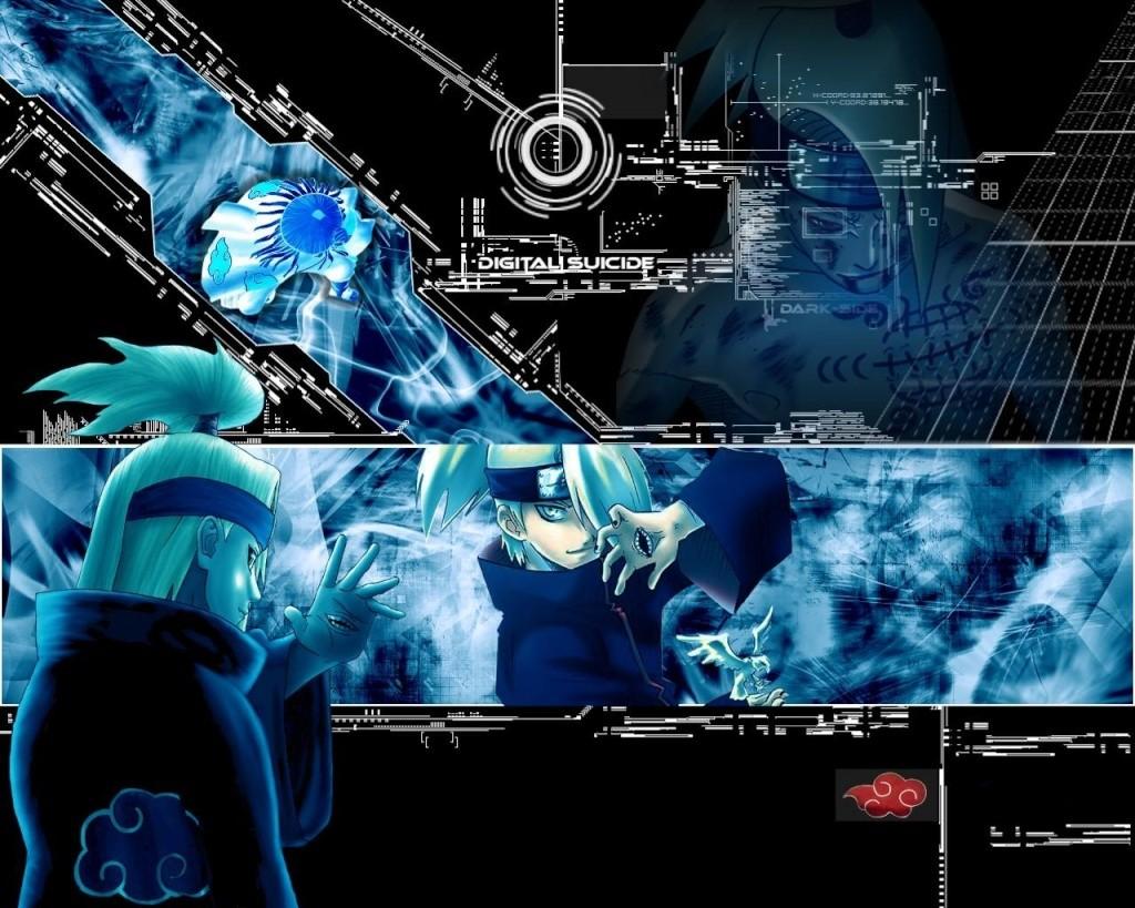 Naruto Wallpaper Deidar10