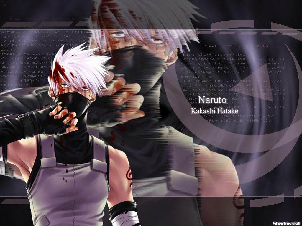 Naruto Wallpaper Kakash10