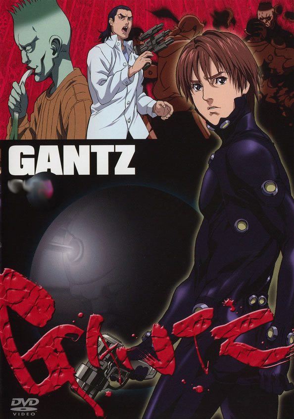[DD][MU] Gantz (Anime) Gantz10