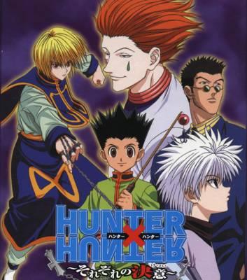 [DD][MU] Hunter x Hunter Hxh10
