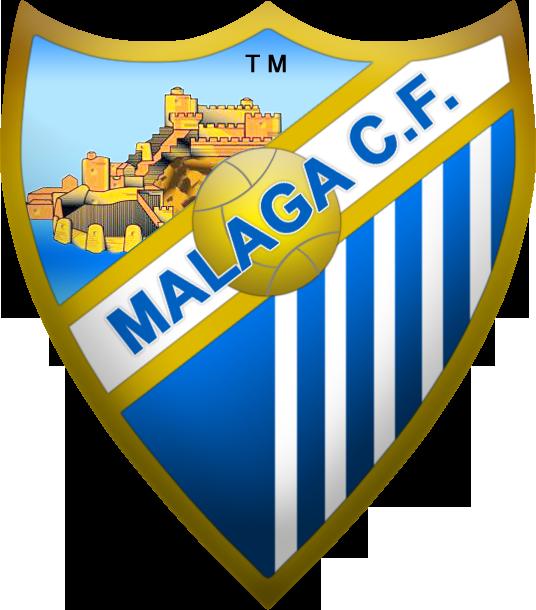 8 diseños del escudo del Malaga, formato PNG, 536px por 610px 2112