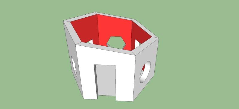 problème de selection dans un rectangle sur surface plane. Maison16