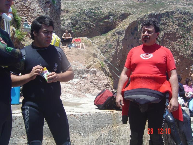 Mergulho nas Berlengas 28JUN2008 Dsc05417