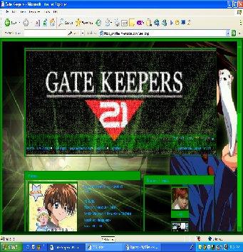 Gate Keepers Gk110