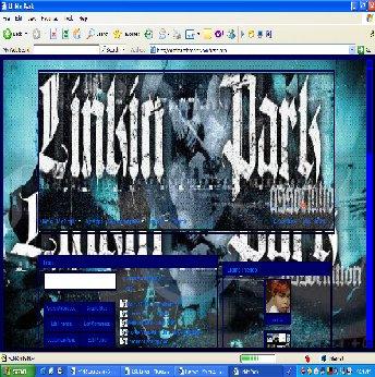 Linkin Park Lk110