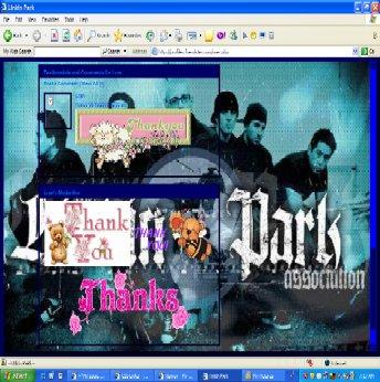 Linkin Park Lk210