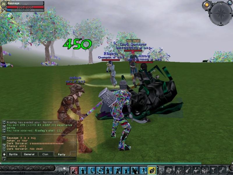 Bug killing Screen14