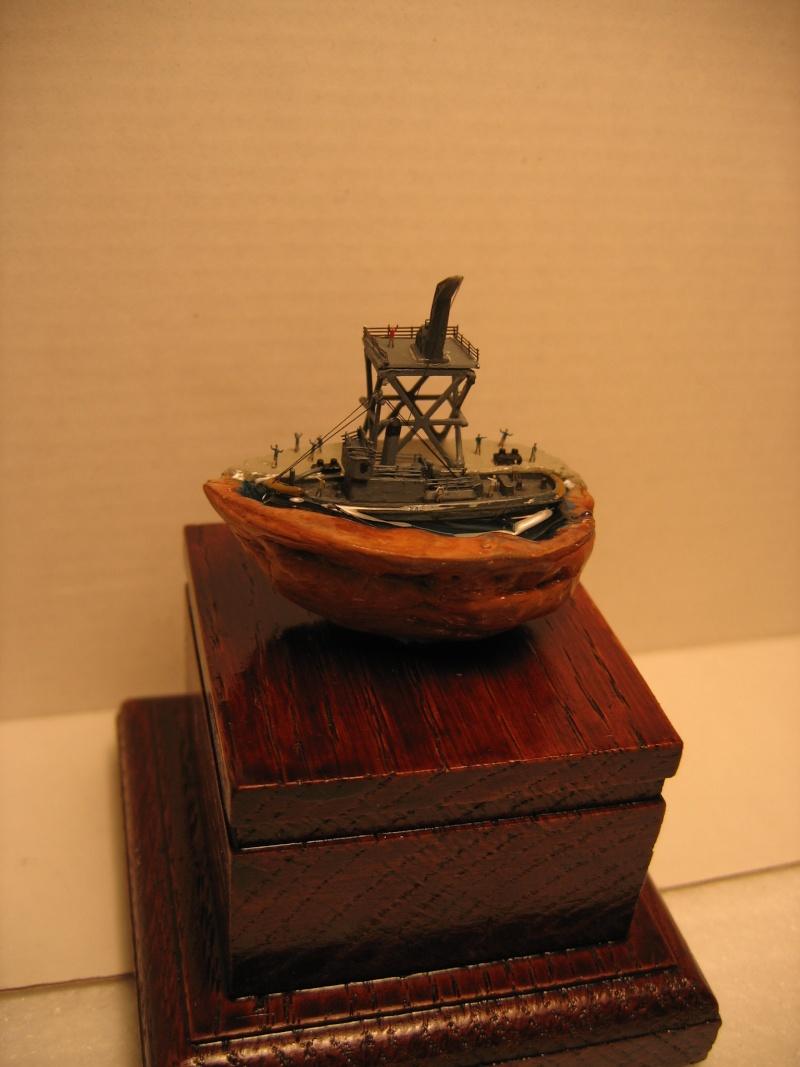 diorama dans une coquille de noix si si c est possible !!! Img_0216