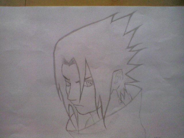 sasuke desiner par chris ^^ Photo-10