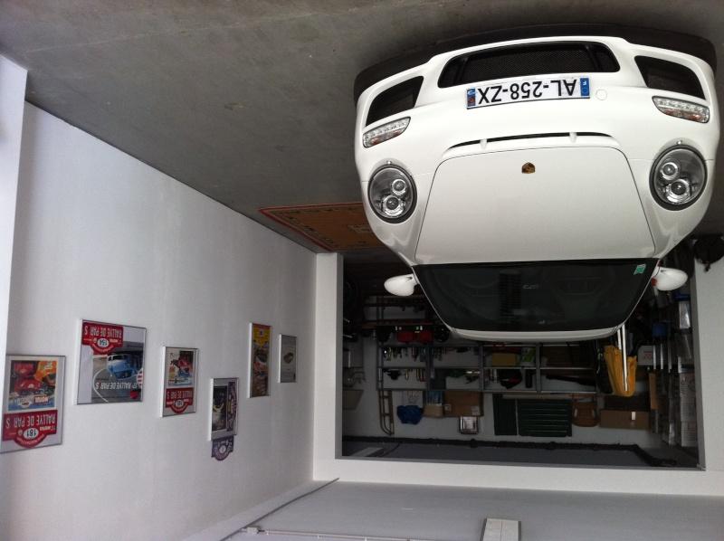j'ai fini de repeindre mon garage en blanc... Img_0110