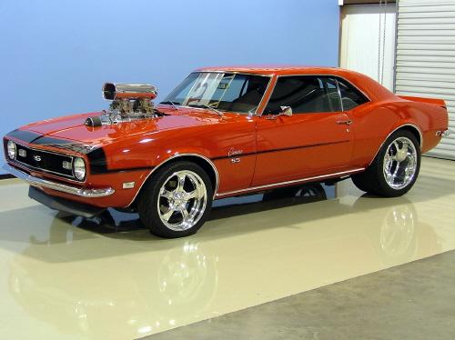 Poze Muscle car 68cama10